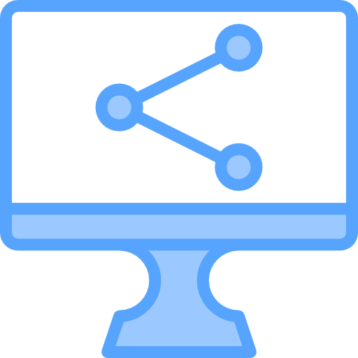 display network icon
